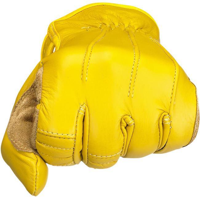 Work gloves titan for Ohrensessel yellow