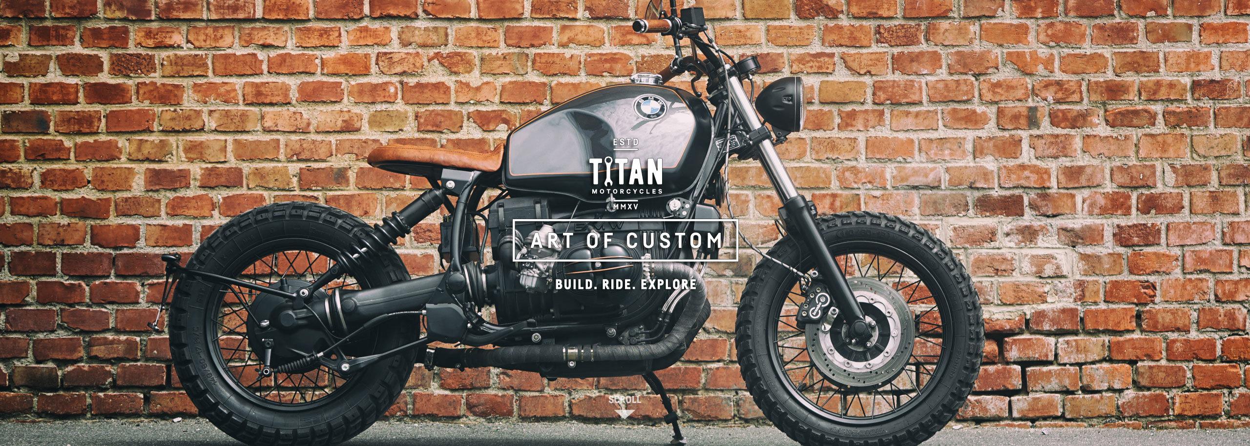 TITAN-Willmann-BMW-Motorrad-Umbau-R100-Cafe-Racer-Graz-Styrian-Custom-Bikes-Sattel-Heck-Umbau