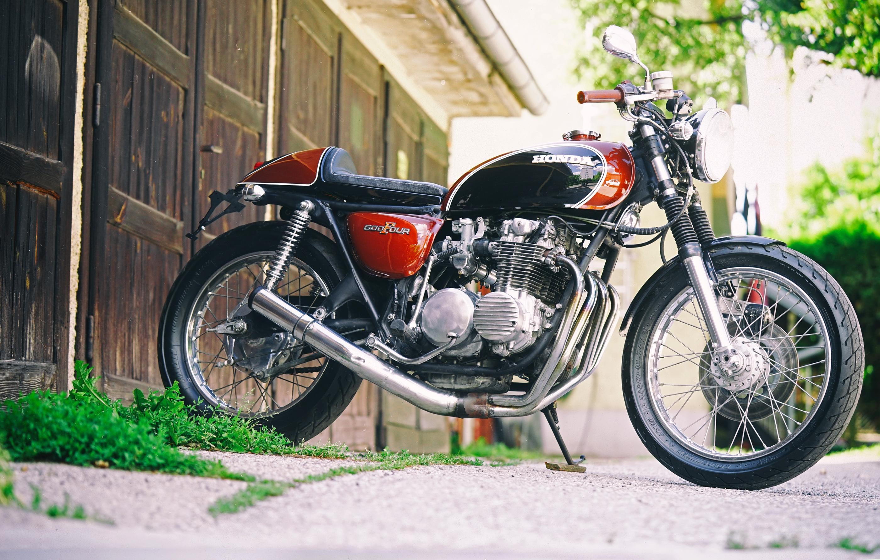 TITAN Honda CB 500 four
