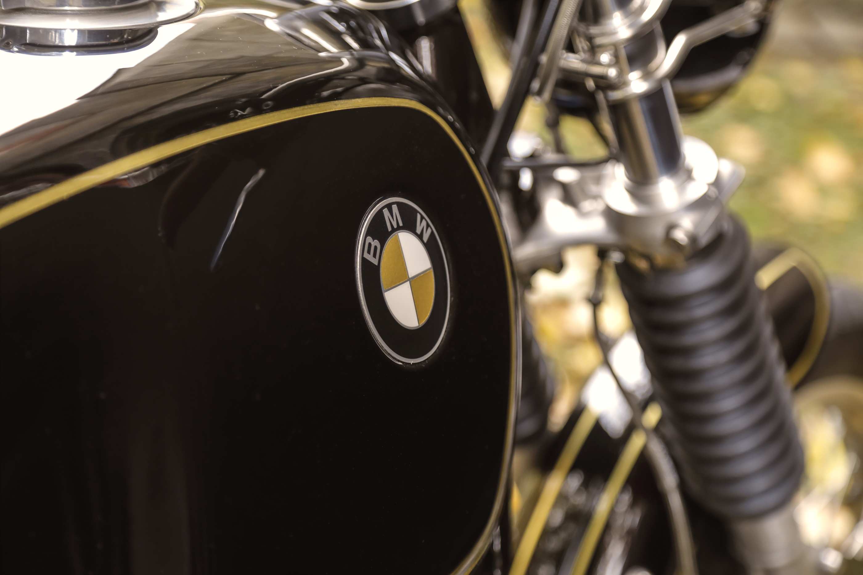 Bmw R807 Most Classic Café Racer Sold Titan