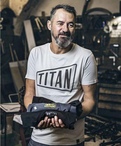TITAN T-Shirts