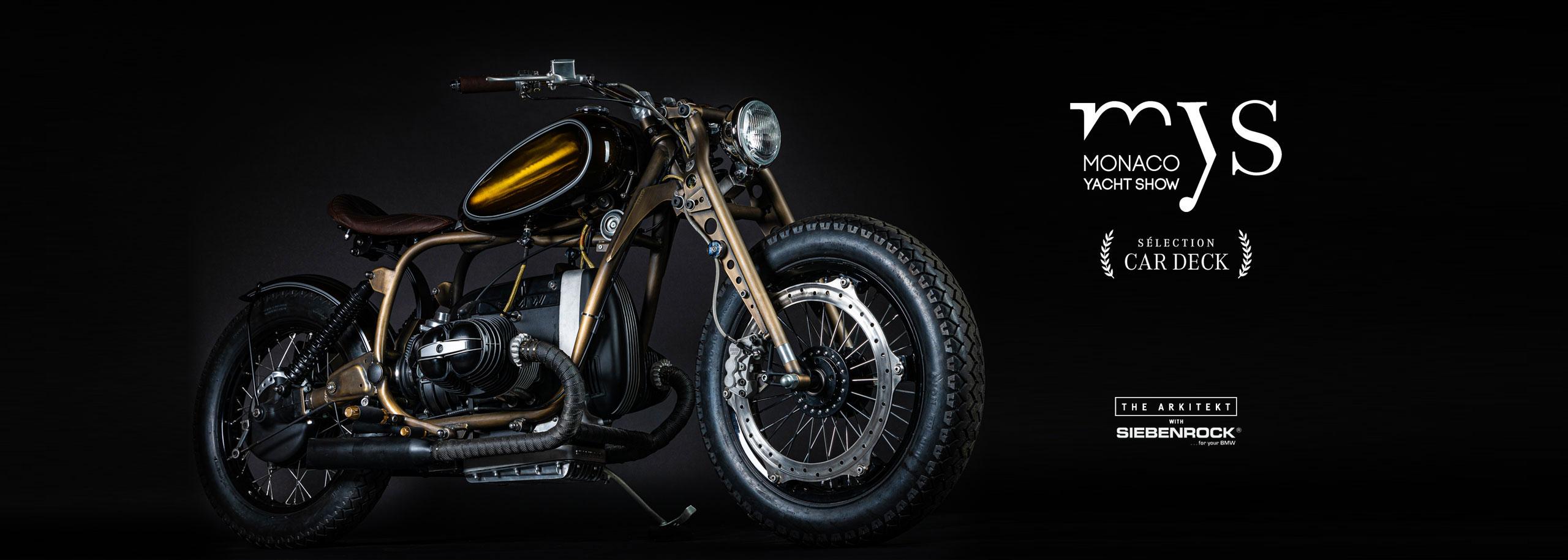 Custom-Bike-Austria-Graz-Cafe-Racer-BMW-Concept-The-Arkitekt-Motorrad-Umbau-typisiert-Monaco-Yacht-Show