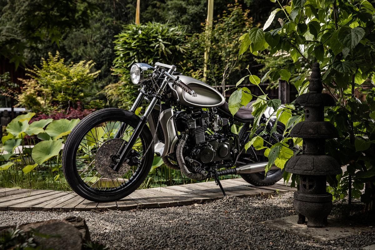 titan privilege kawasaki cafe racer graz ltd 450 a bike. Black Bedroom Furniture Sets. Home Design Ideas