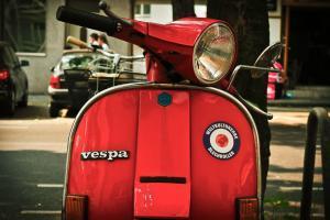 VESPA Graz Reparatur Service Werkstatt Piaggio Vintage TITAN